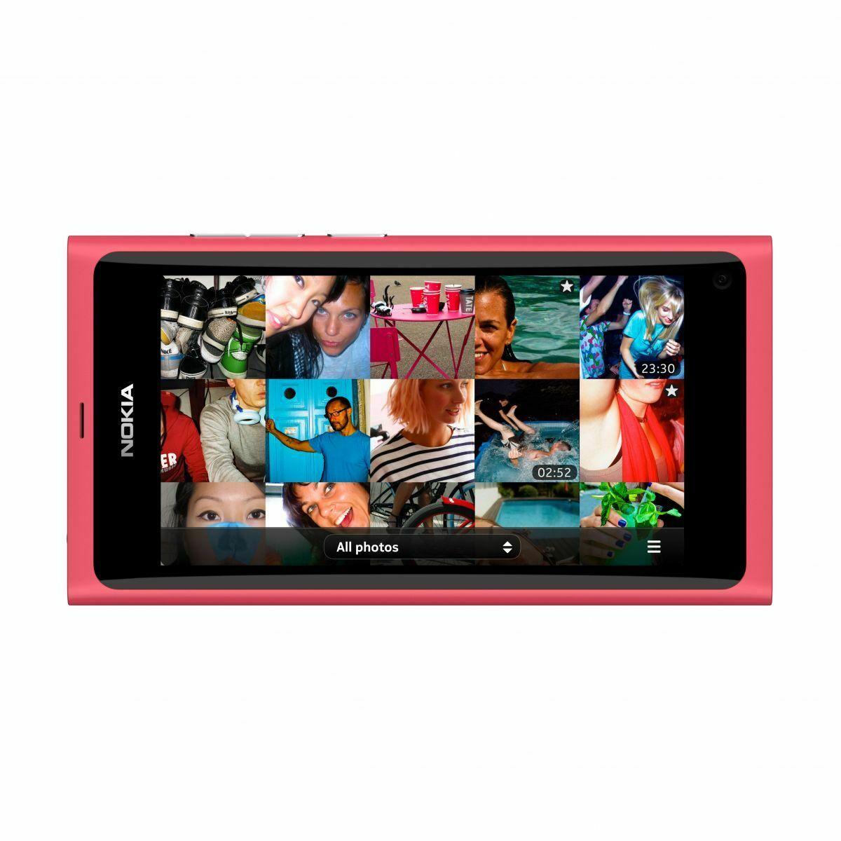 Nokia Finlande commence la campagne de pub pour le Nokia N9