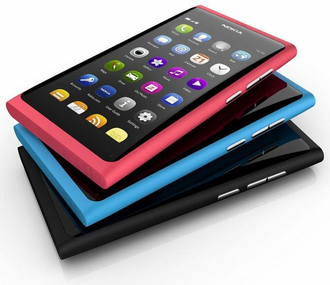 Le Nokia N9 successeur du N900 ?