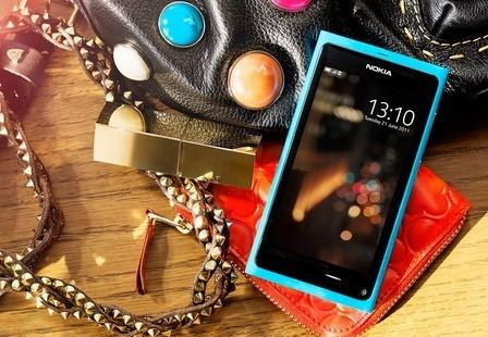 Le Design du N9 par Marko Ahtisaari