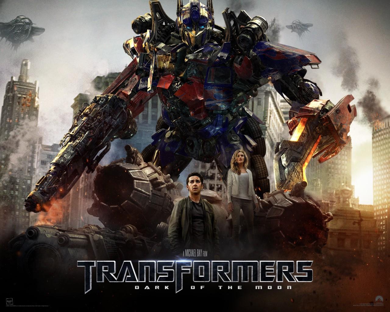 Vu dans Transformers 3