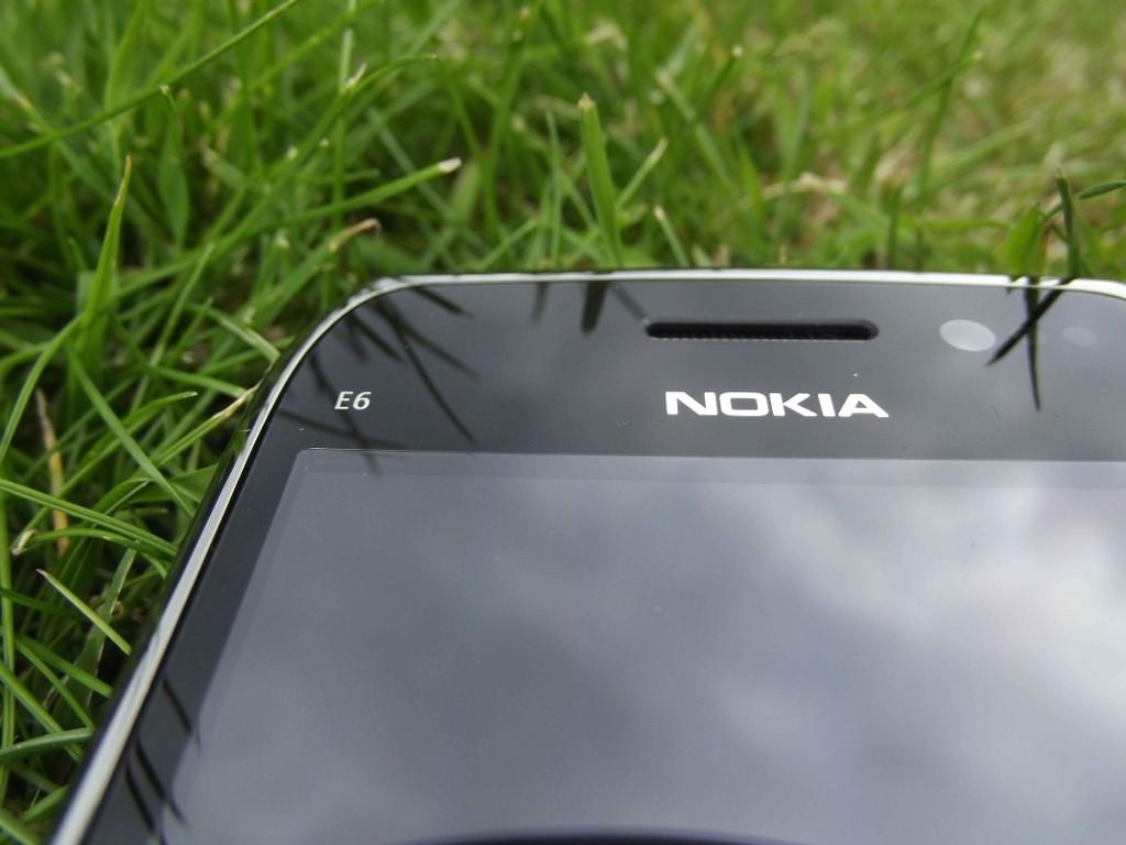 Galerie photo du Nokia E6
