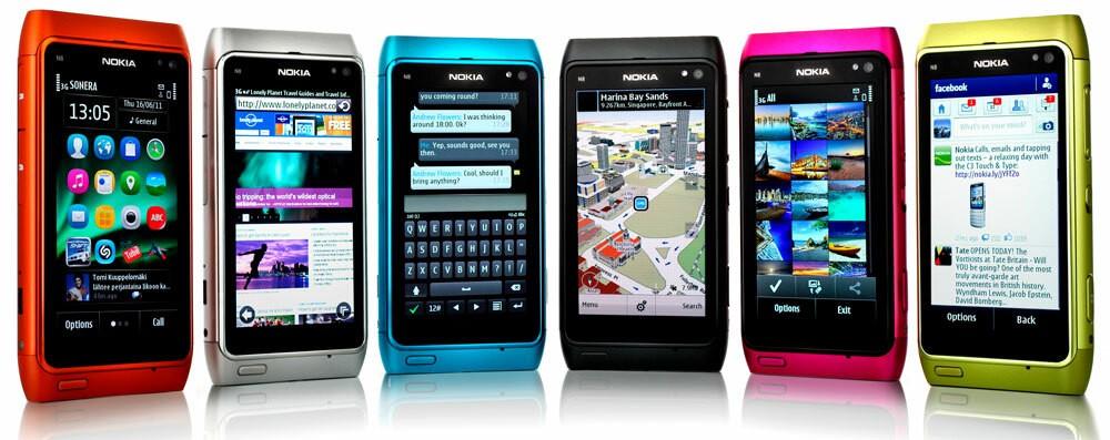 Mise à jour «Quality Improvement» pour les terminaux sous Nokia Belle