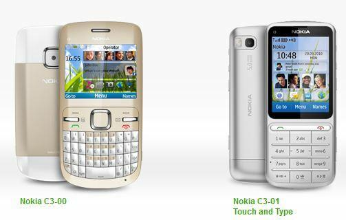 Convention de nommage des téléphones Nokia