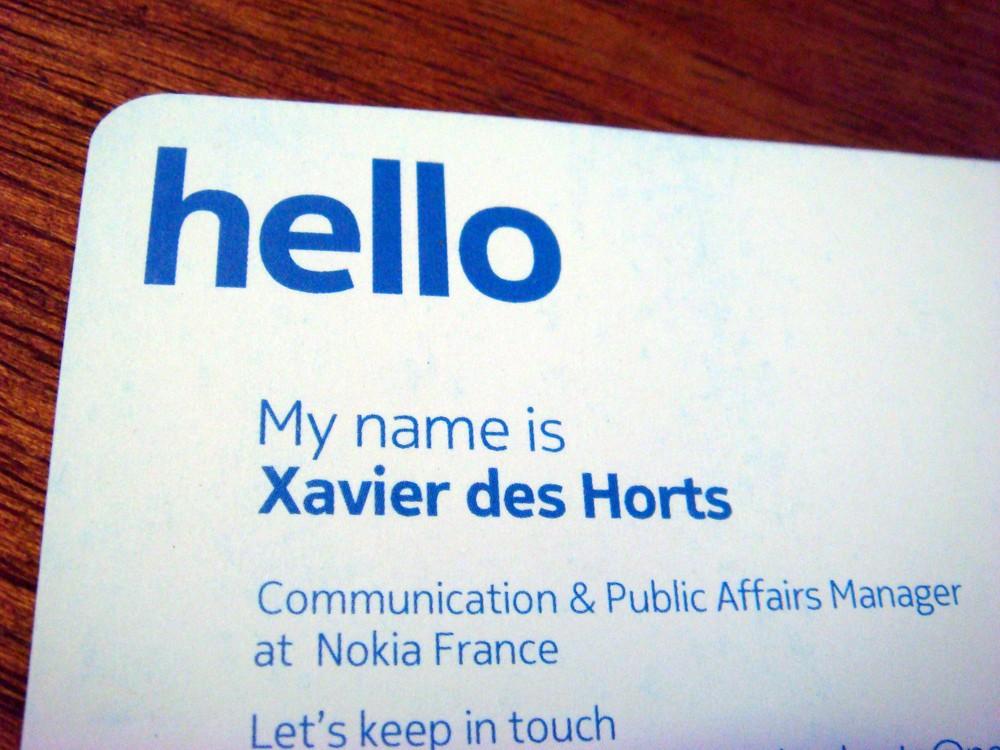 30min avec Xavier Des Horts