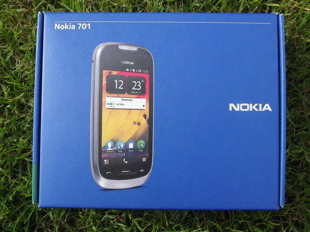 Galerie photo du Nokia 701 et de ses accessoires