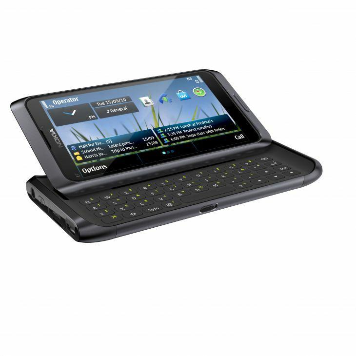 Les mobiles Nokia à clavier physique (coulissant ou ouvrant)