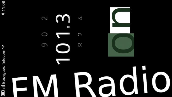 Ecoutez enfin la radio sur votre Nokia N9 avec FM Radio