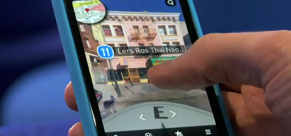 Nokia City Scene, Explorez des villes en 3D avec votre Nokia N9