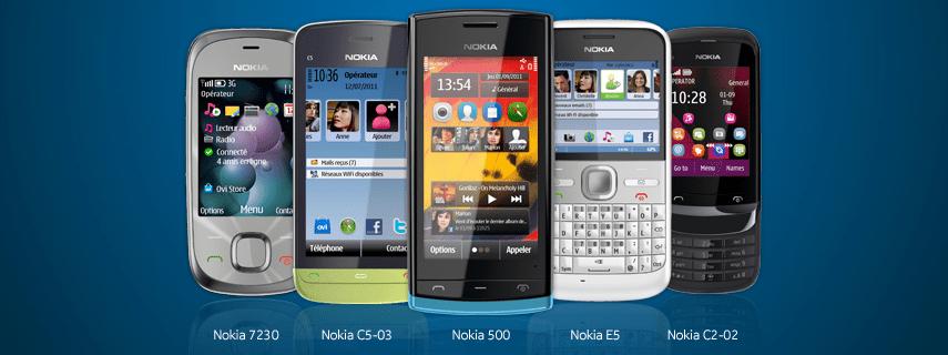 1 Nokia acheté = 1 paire d'Adidas à personnaliser offerte