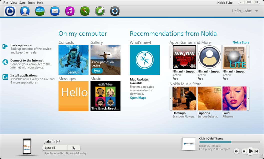 Nokia Suite 3.2 Beta disponible sur Nokia Beta Labs