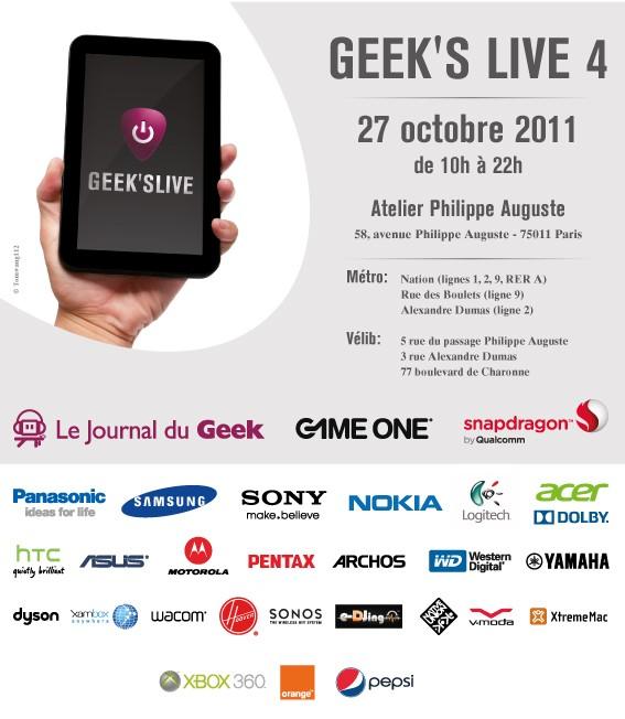 Nokia @ Geek's Live