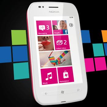 Présentation vidéo du Nokia Lumia 710