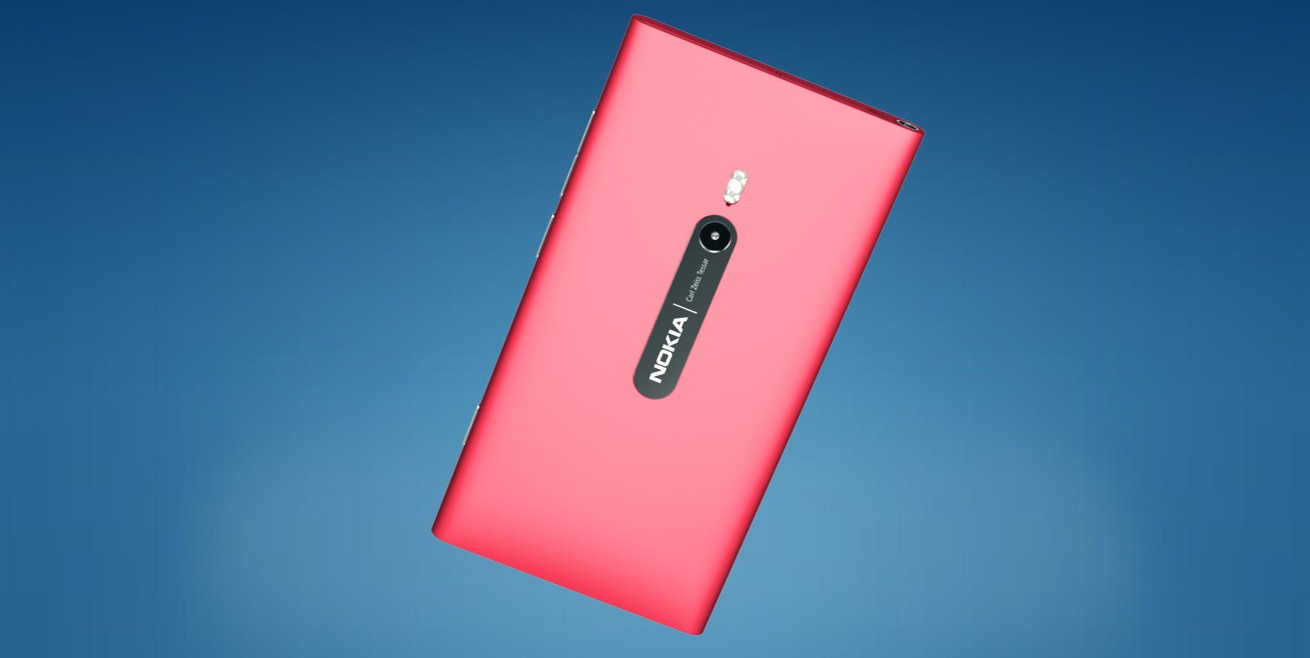 Nokia N9 et Lumia 800 l'un des deux ferait de plus belles photos