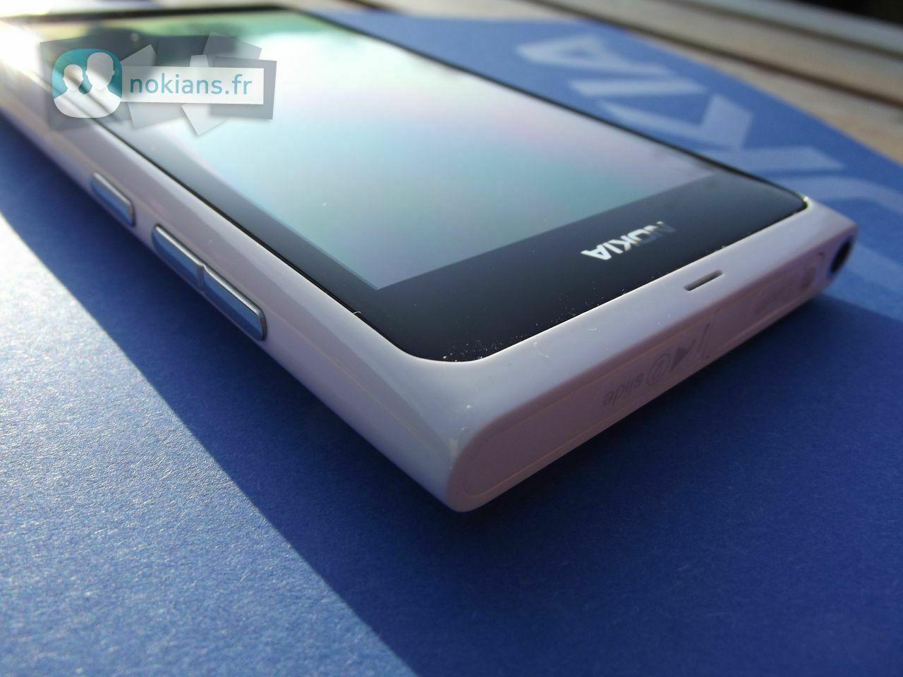 Déverrouillez votre N9 en un double-clic (sur la tranche)