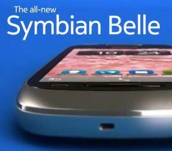 Symbian Belle c'est pour bientôt
