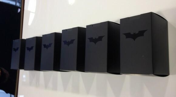 Le Lumia Batman