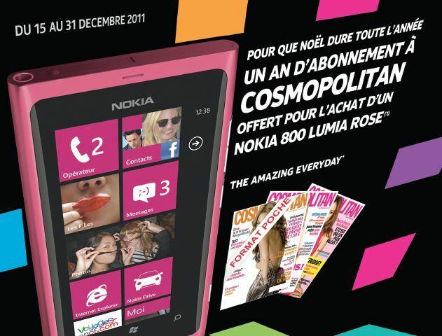Les offres Amazing du moment, et le Lumia Rose !