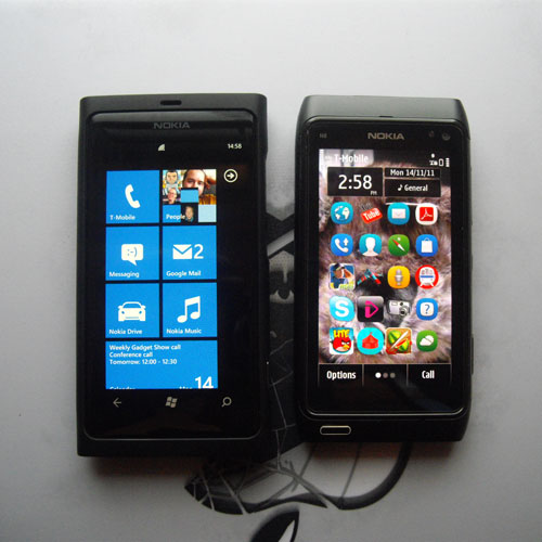 Partir du Lumia et revenir au N8…