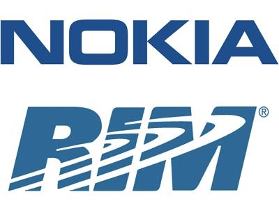 Nokia et Microsoft intéressés par RIM (Research In Motion / BlackBerry)