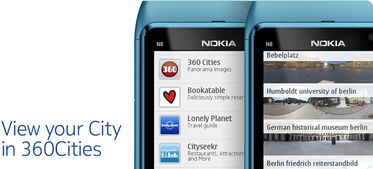 Nokia Maps intègre une application de diaporamas pour vous faire voyager à travers le monde