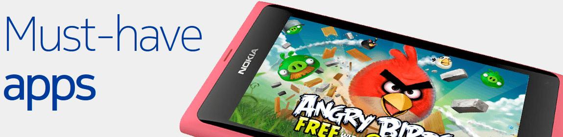 Nokia N9, quelles sont les meilleures applications ?