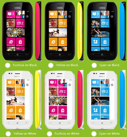 Gagnez le Nokia Lumia 710