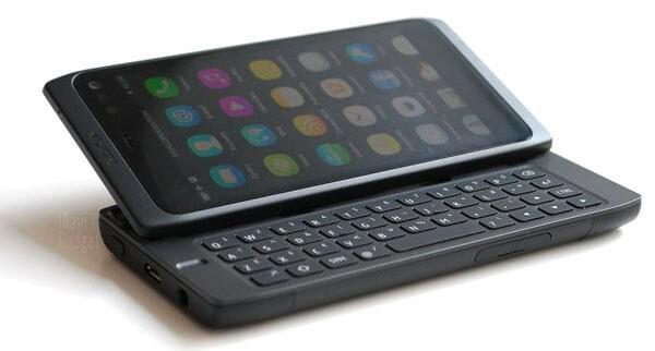 Le Nokia N950 sous Debian Linux avec LXDE, une affaire pour geeks