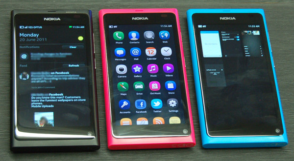 Nokia et le N9… Je t'aime moi non plus ?