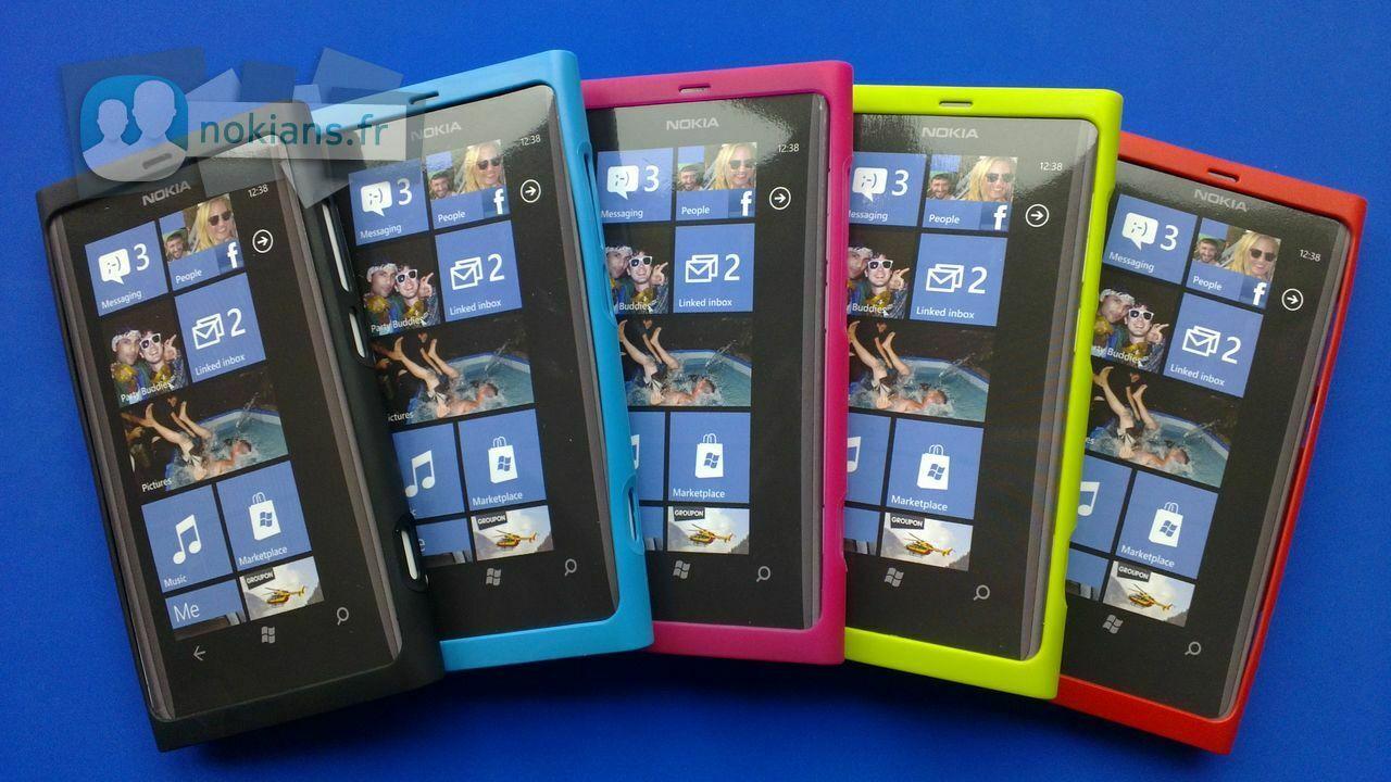 Les accessoires indispensables pour habiller votre Nokia Lumia 800