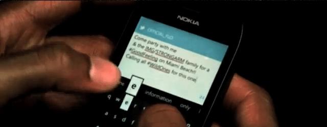 Le Nokia Lumia 710 fait sa pub dans un clip de Flo Rida