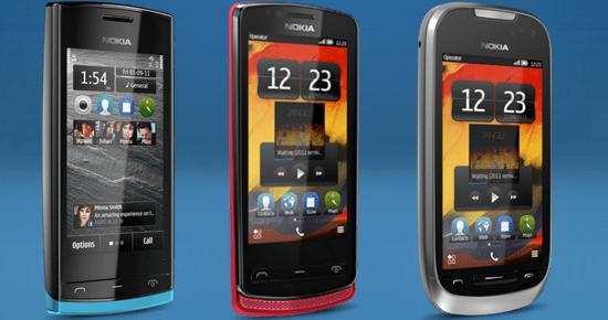 Nokia Belle disponible pour le Nokia 500