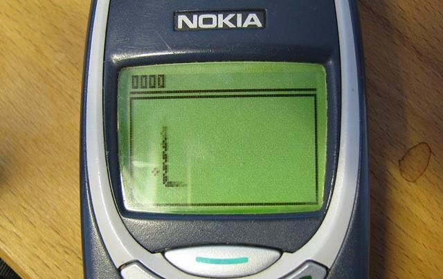 Saviez-vous que Snake de Nokia n'est pas le premier jeu mobile au monde ?