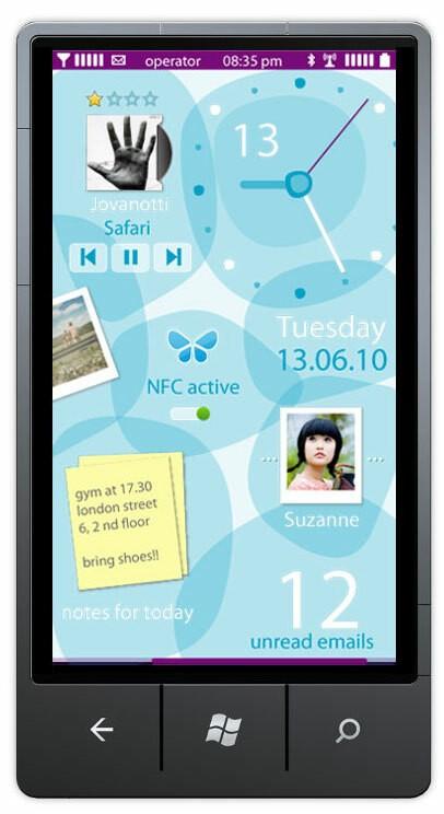 Nokia revoit l'interface de Windows Phone ?