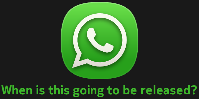 Wazapp, l'application WhatsApp pour le Nokia N9 : Enfin des nouvelles