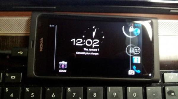 Un «bootloader» pour le projet NitDroid sur le Nokia N9