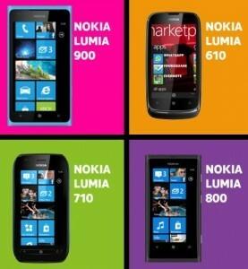 Lumia-series