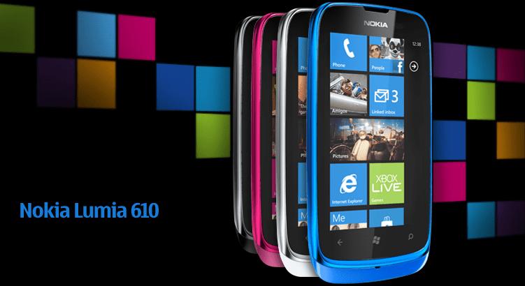 Nokia annonce le Lumia 610 NFC au WIMA NFC 2012 de Monaco
