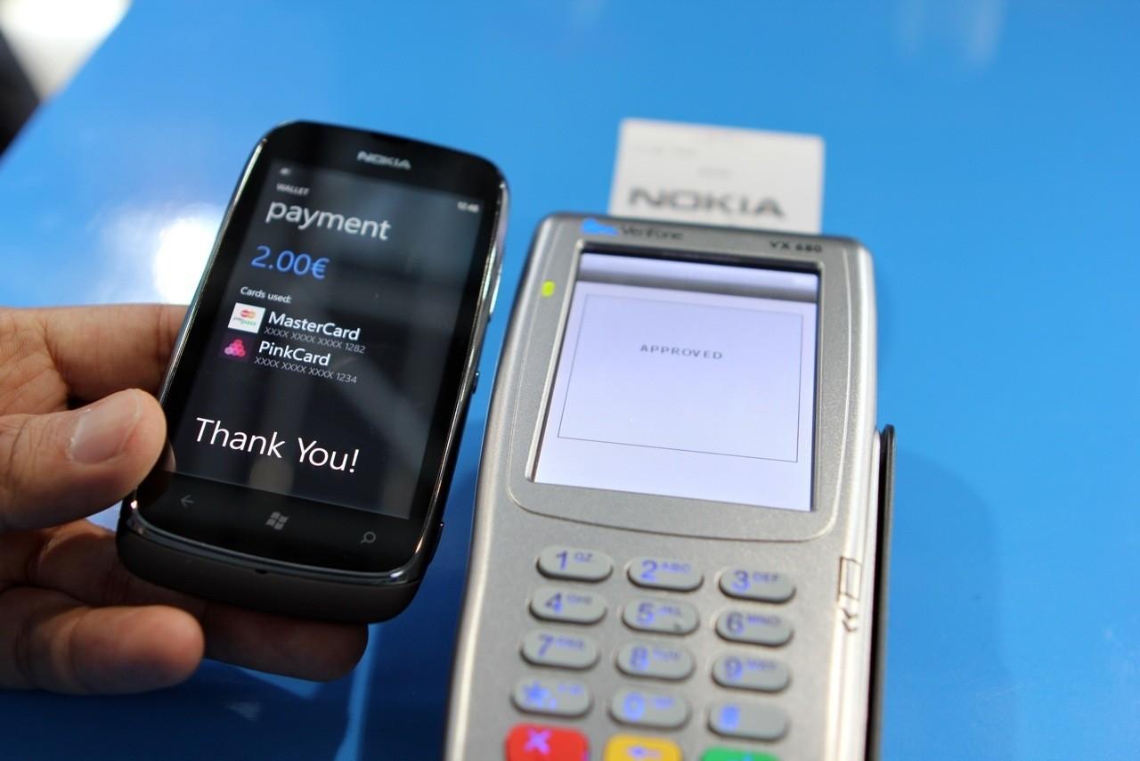 Toutes les apps pour payer sans contact avec votre Lumia