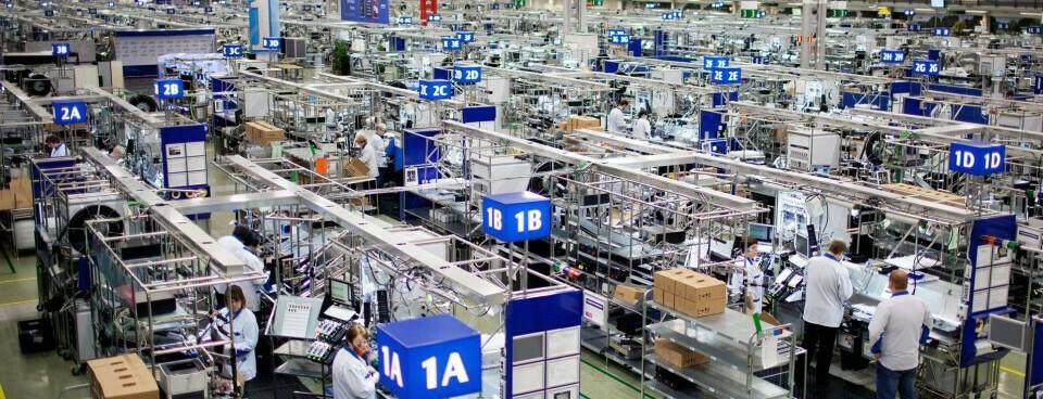 [Business]  Foxconn rachète l'usine de Microsoft au Vietnam