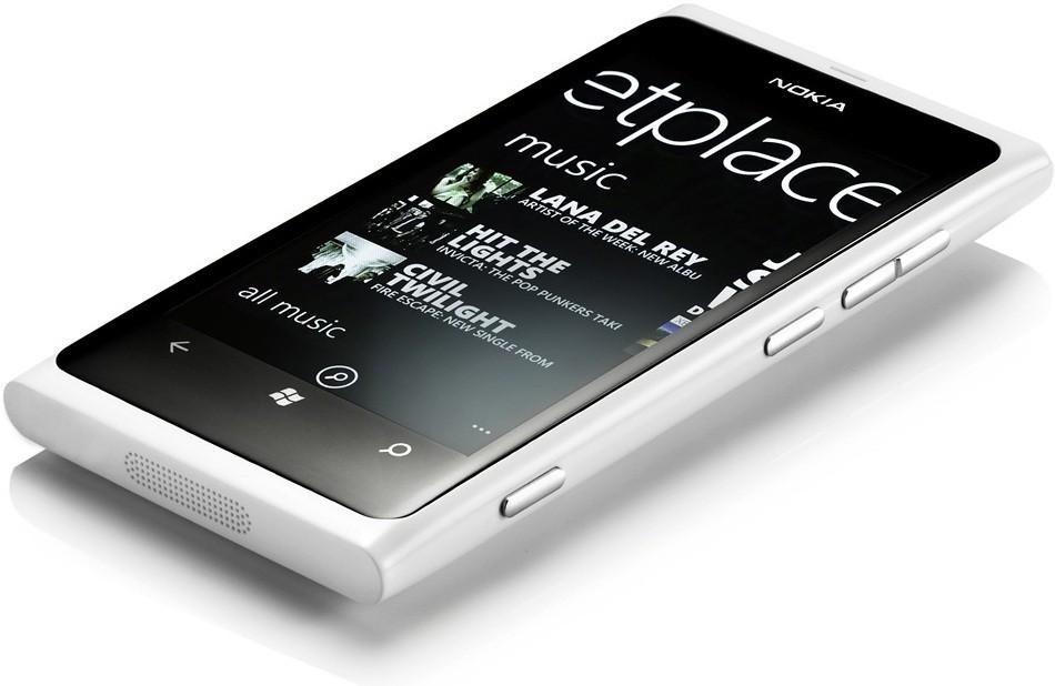 Windows Phone 7.8 en cours de déploiement pour le Lumia 800