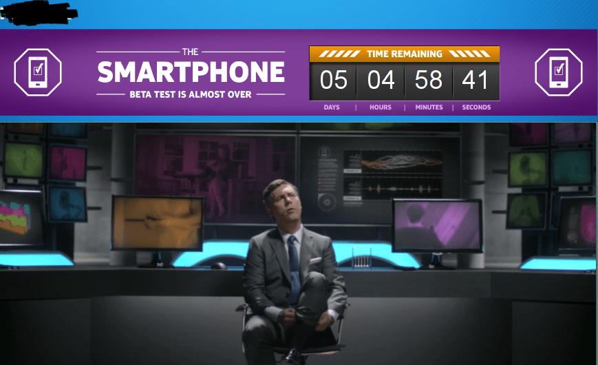 Smartphonebetatest, une future campagne Nokia ?