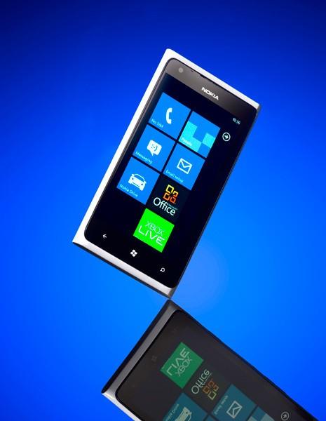 Nouvelles photos du Nokia Lumia 900