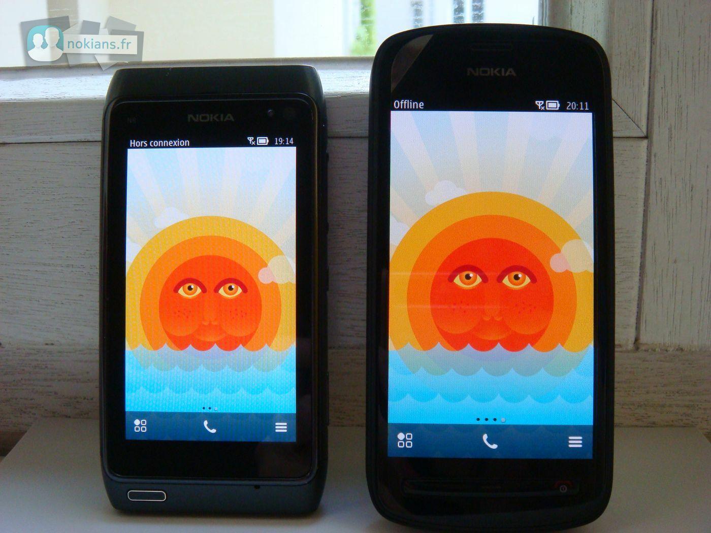Mise à jour Nokia Belle Resfresh disponible !