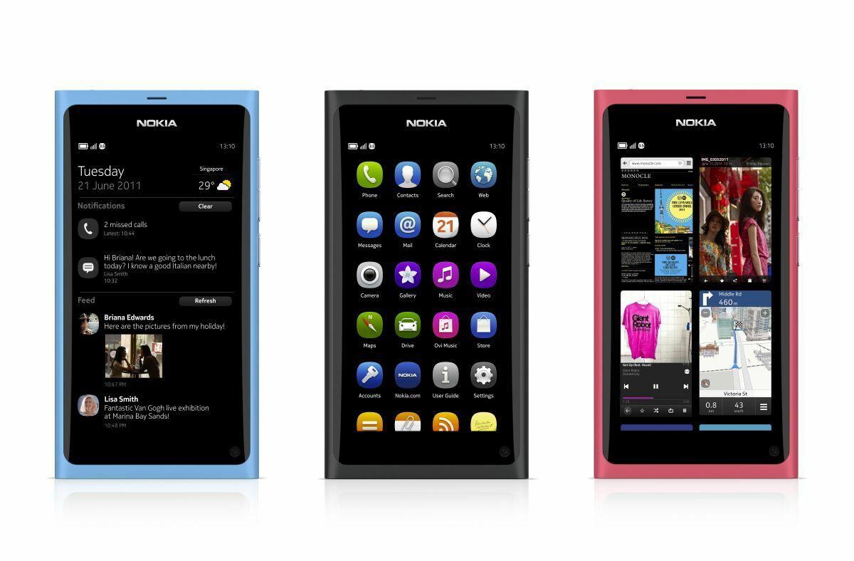 Le Nokia N9… vraiment maudit chez Nokia ?!