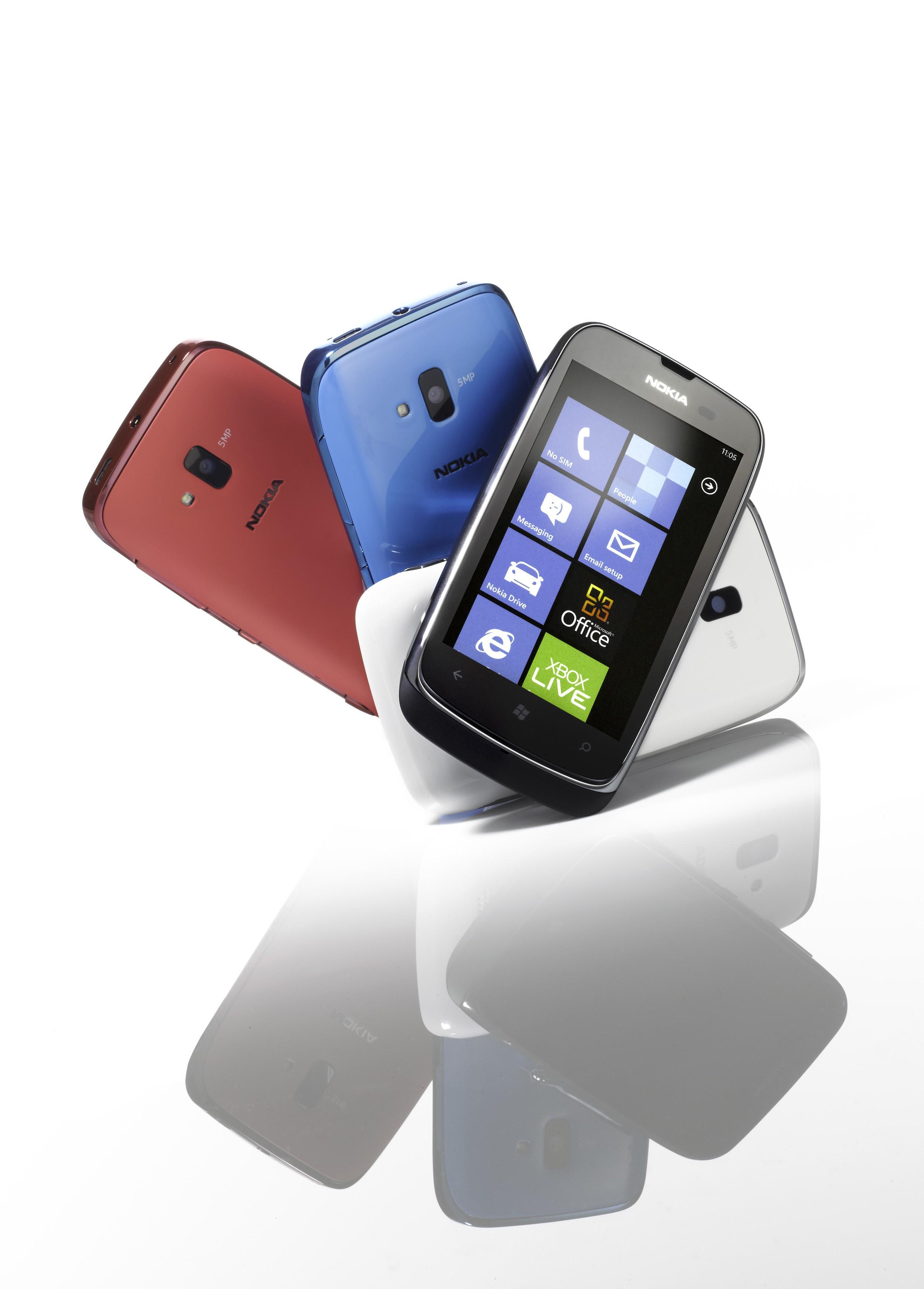 Découvrez le Nokia Lumia 610 en vidéo