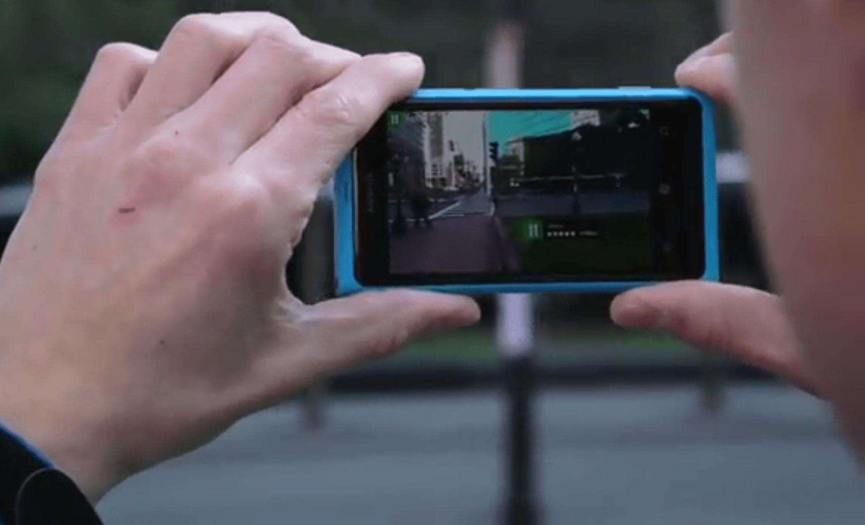 Nokia City Lens disponible sur Windows Phone