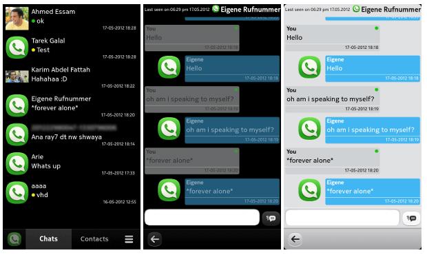 WazApp Beta enfin disponible sur le Nokia N9 !