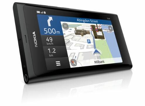 Mise à jour des cartes en v.00.02.46.103 pour le Nokia N9