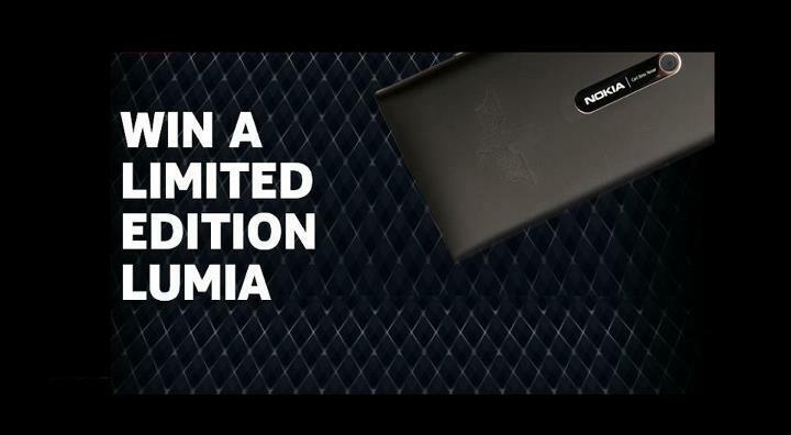 Un Nokia Lumia 900 Batman (édition super limitée) à gagner !