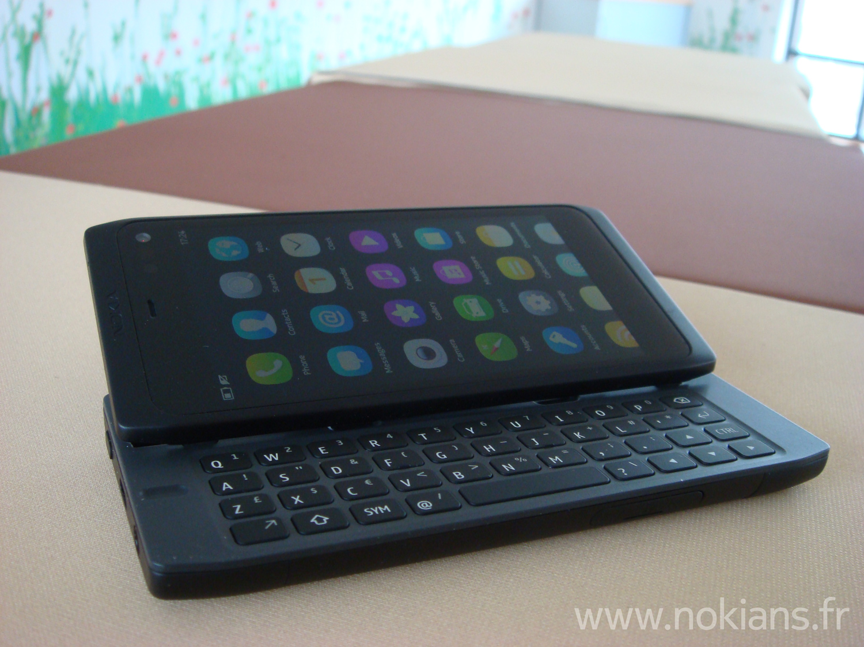 Premières impressions du N950 par une geekette WP